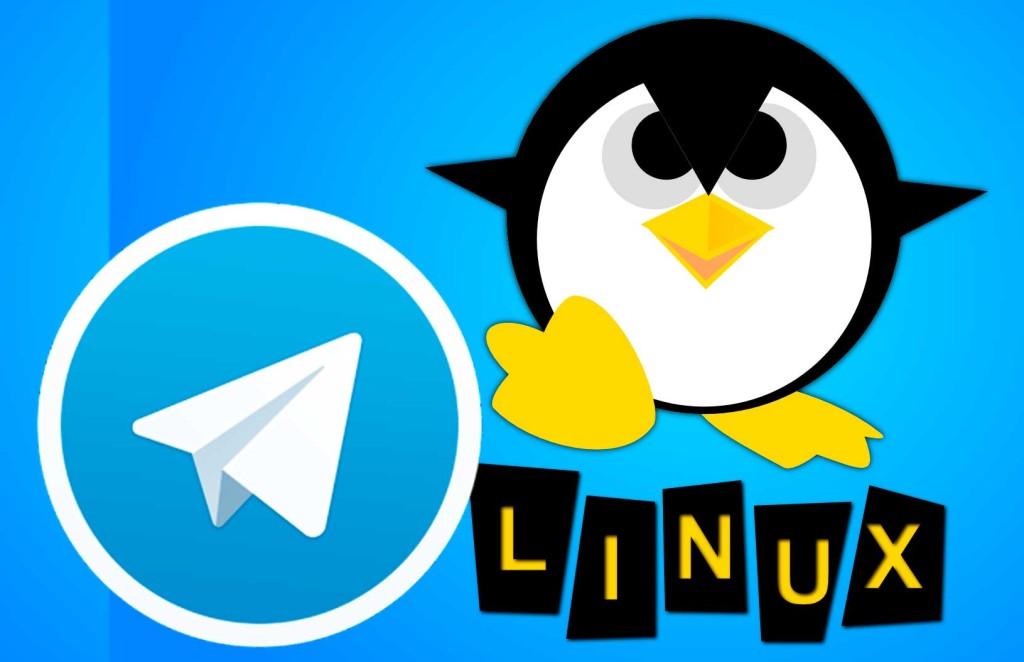 Telegram-dly-Linux