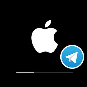 обновление Telegram для ios